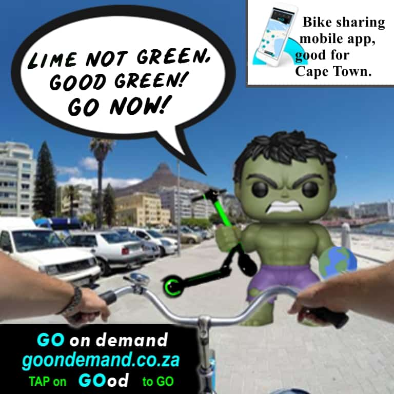 lime-scooter vs good-go-on-demand